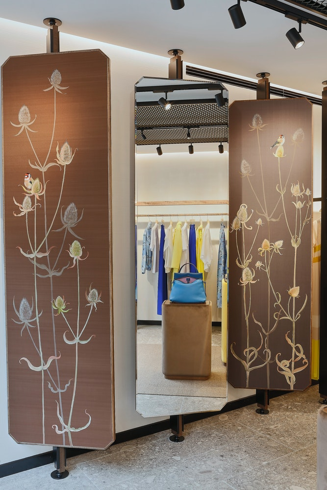 Agnona Boutique London 3