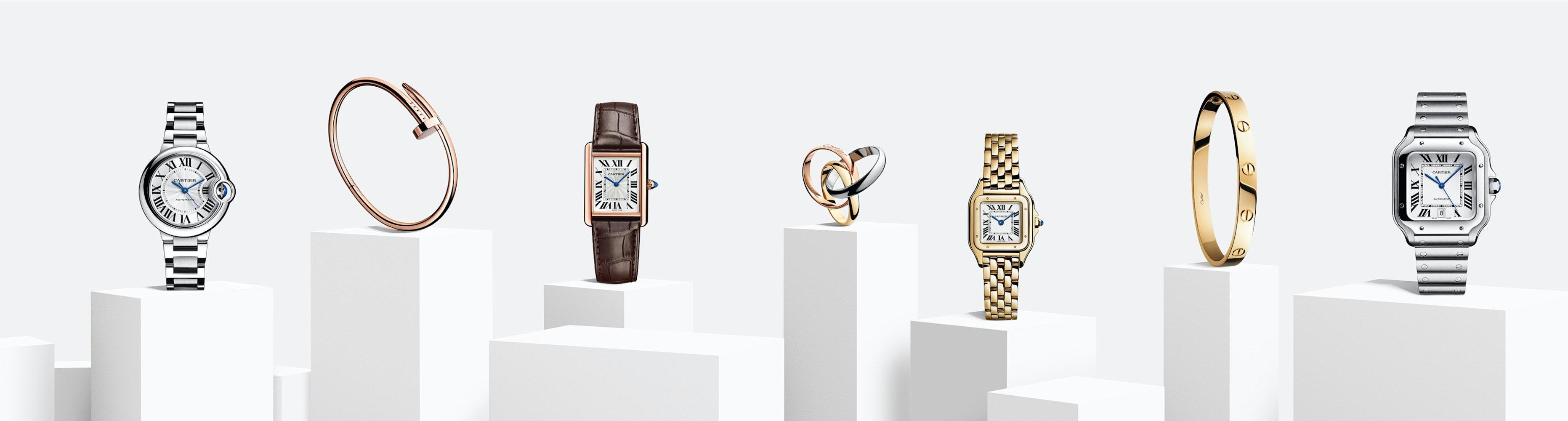 Cartier showreel