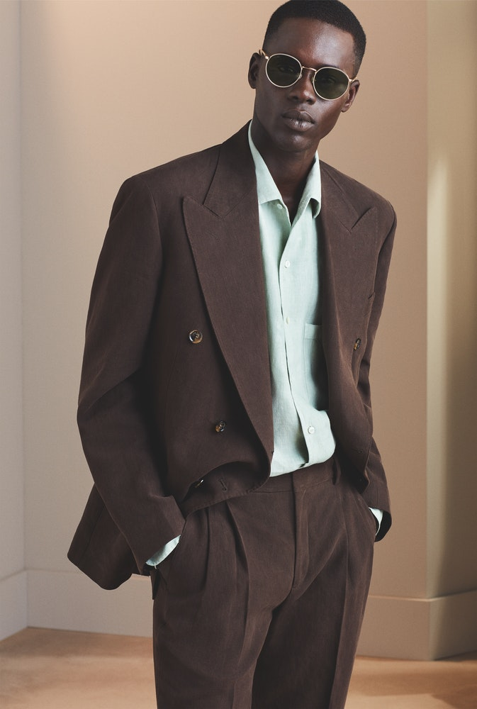 Loro Piana SS21 Man s Collection Look16