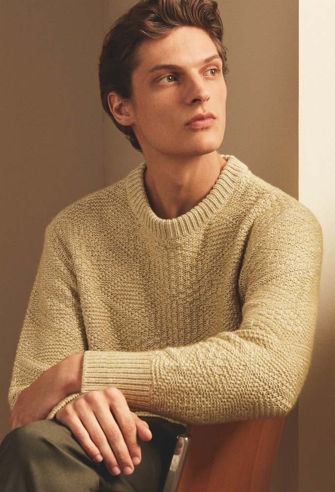 Loro Piana SS21 Man s Collection Look8