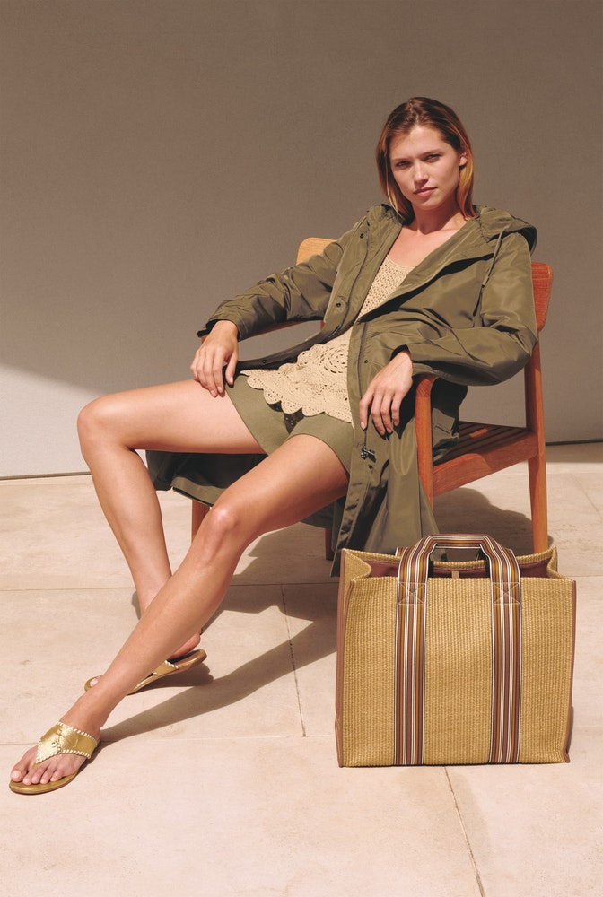 Loro Piana SS21 Woman s Collection Look25