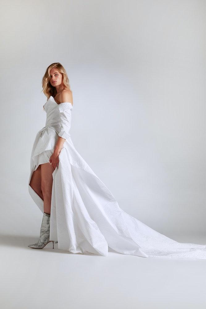 VW Bridal 2021 Look 16 Leia Dress